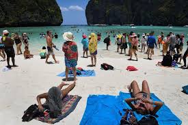 Thailand had no foreign tourists in April as borders closed
