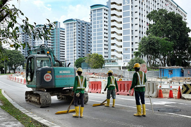 Singapore needs a certain proportion of foreign workers, say observers