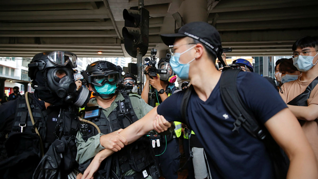 National Security Law will bring Chinese system to Hong Kong: Report