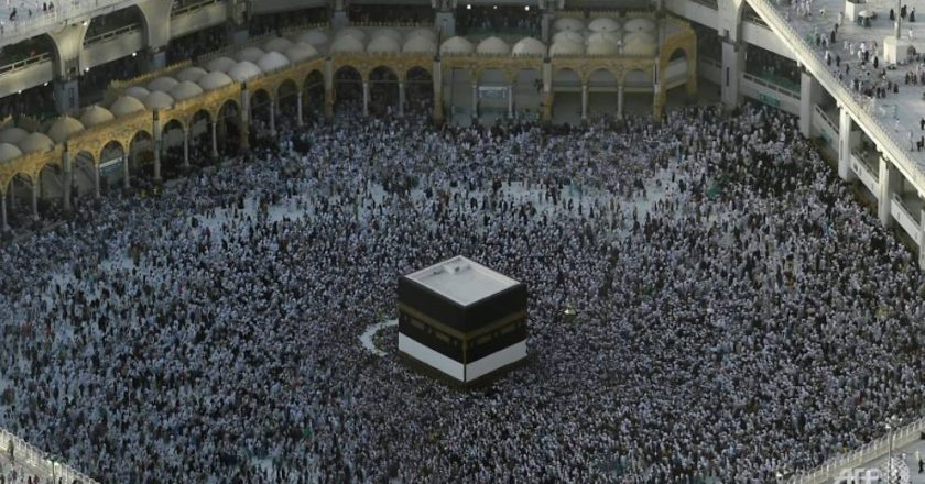 Saudi Arabia to allow around 1,000 pilgrims in scaled-down Haj