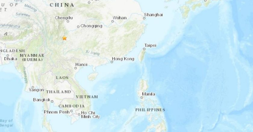 Four dead after earthquake in southwest China