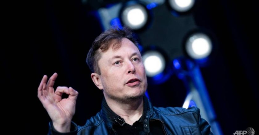 Commentary: Elon Musk, Tesla's mad genius, is defying US lockdown – and people love it