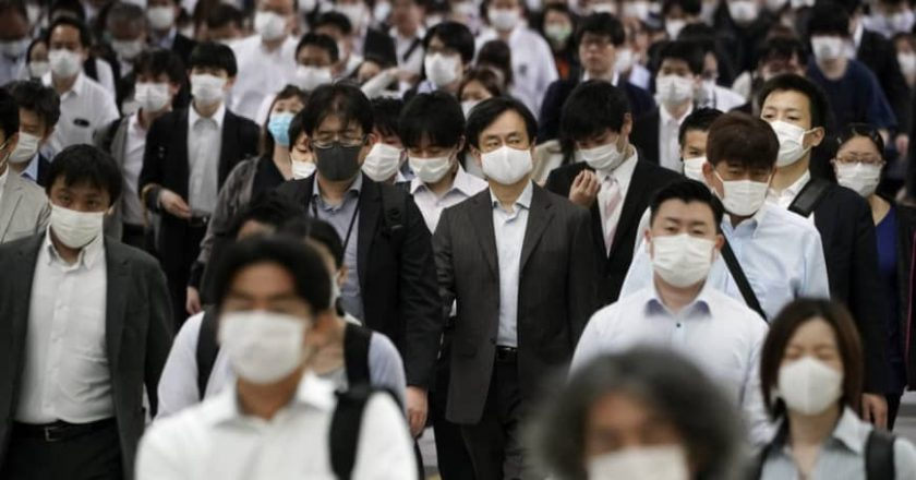 Is Japan's low COVID-19 death rate due to a 'higher cultural level'?