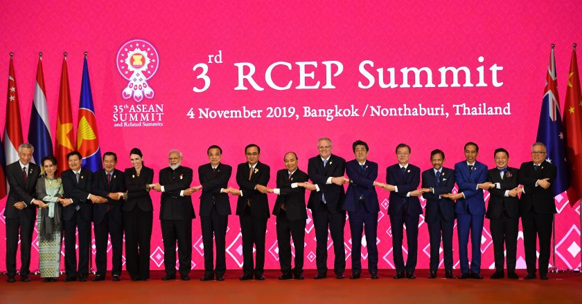 ##  RCEP is China's strategy to gain access to Indian market ##