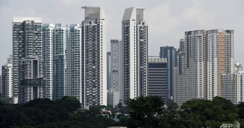 Virtual tours and opportunities: The Singapore property market during COVID-19