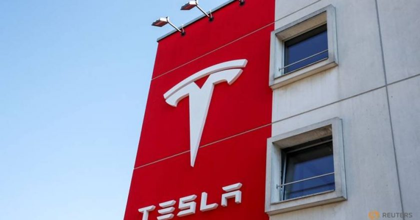 Tesla's China car registrations up 150per cent month on month in May