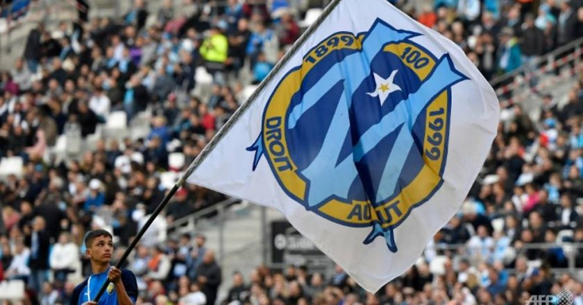 Football: Marseille 'not for sale' amid reports of Saudi interest