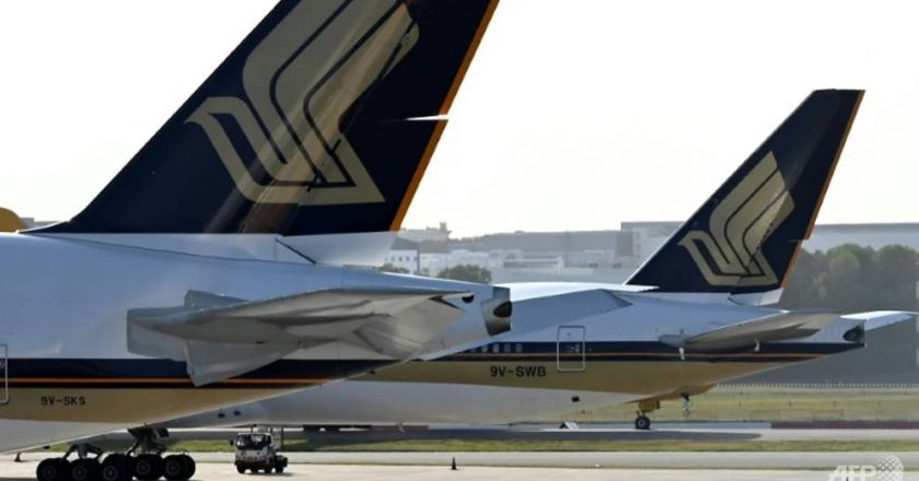 SIA rolls out enhanced COVID-19 safety measures as travel set to take off again