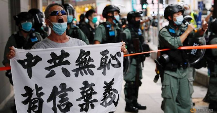 Commentary: What next for Hong Kong and its people?