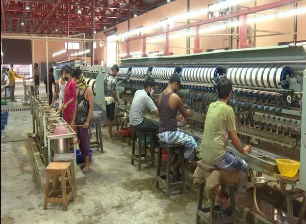 Sericulture in J&K to get boost with new silk weaving factory