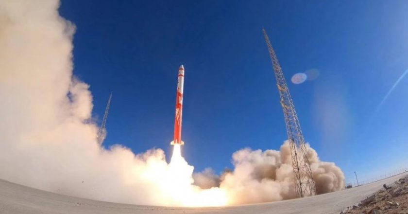 China's launch of new satellite fails