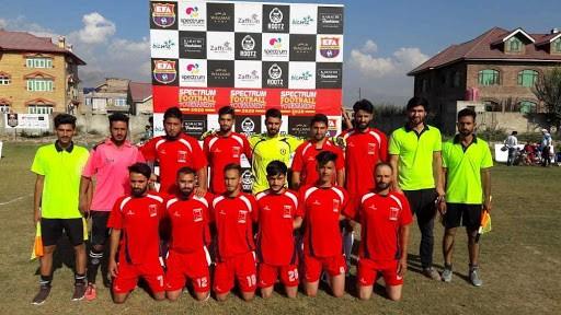 J&K: Regal FC, Khumanie FC emerged winners