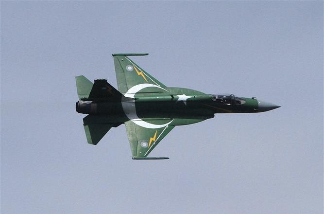 Pakistan, China Began Joint Air Exercise Shaheen (Eagle)-IX in Sindh