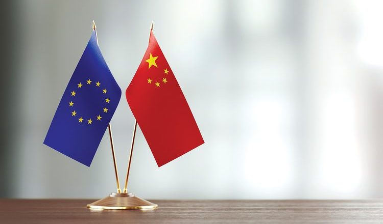 EU and China to sign investment deal amid unease over rights