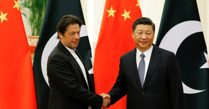 China bails out Pakistan to pay Saudi debt again