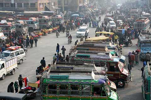 J&K govt withdraws 30% fare hike on public transport