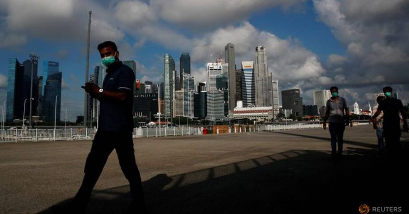 Singapore revises growth outlook again as Q3 GDP shrinks at slower 5.8% amid COVID-19