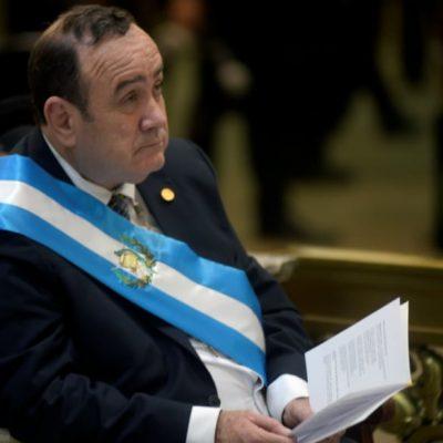 Guatemala President thanks India for providing Covishield vaccine doses