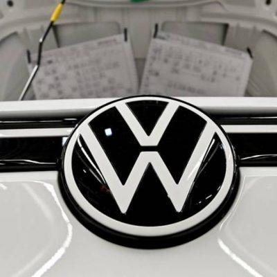 Turning COVID-19 corner, Volkswagen's profit falls less than feared