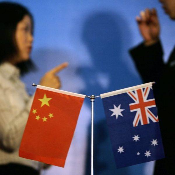 China asks Australia to abandon its interference in Hong Kong's affairs