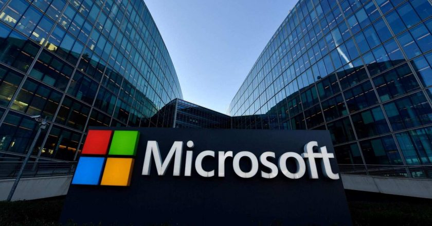 Microsoft alleges China-based cyber attackers of having accessed its email service servers