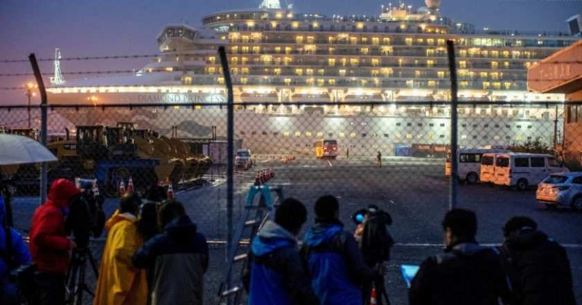 One year after the Diamond Princess outbreak, COVID-19 lessons still to be learned