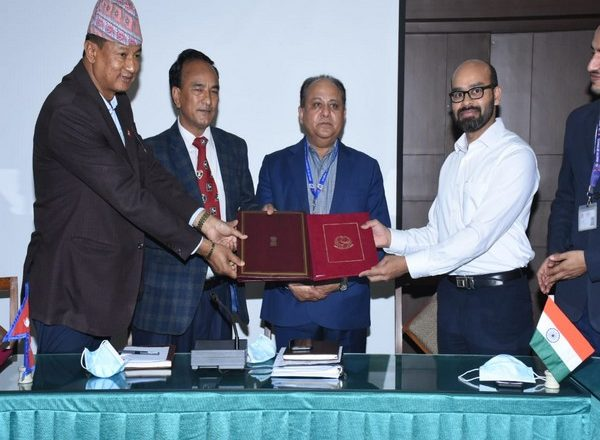 India extends NRs 42.95 million grant assistance to Nepal for new school building