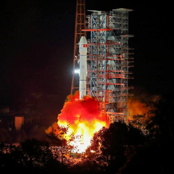 China militarizing counter space by building 'destructive missiles