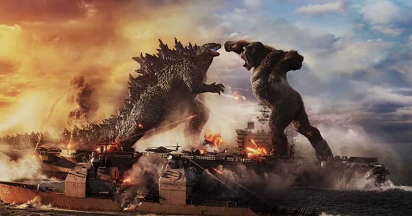 Godzilla vs. Kong heads for monster box office opening weekend in China