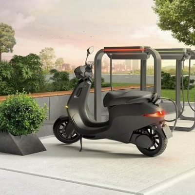 Ola to oncrease 100,000 scooter chargers in India