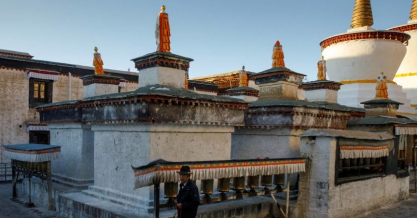 China touts success building a Tibet less focused on religion