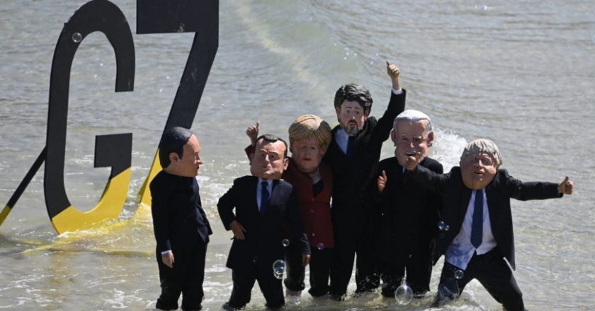 G7 calls for peace across Taiwan Strait and backs Tokyo Olympics
