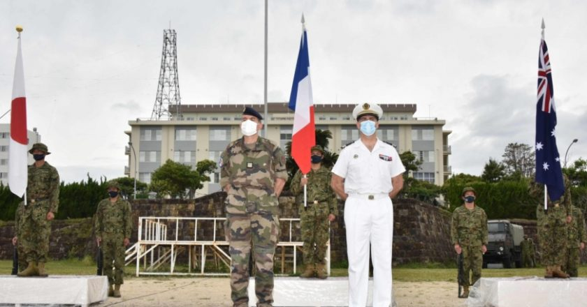 Why France is a welcome security partner for Japan