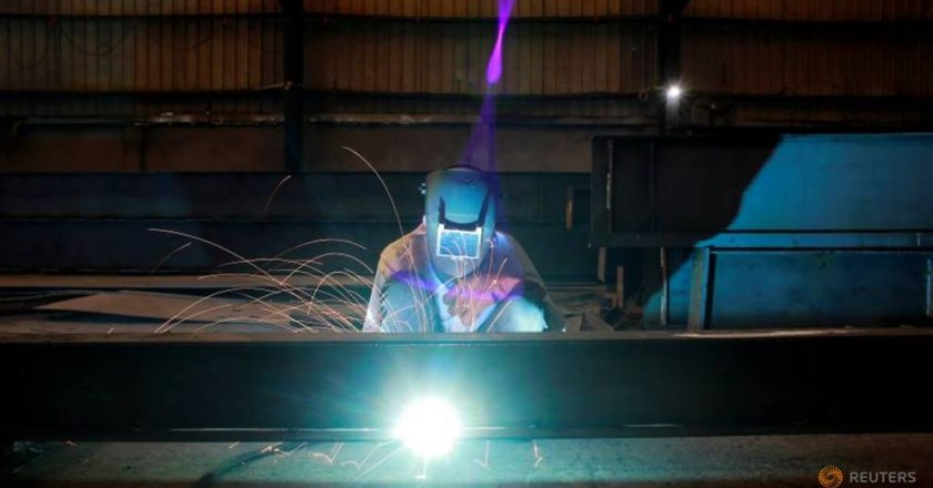 India's factory activity growth slipped in May as demand fell – PMI