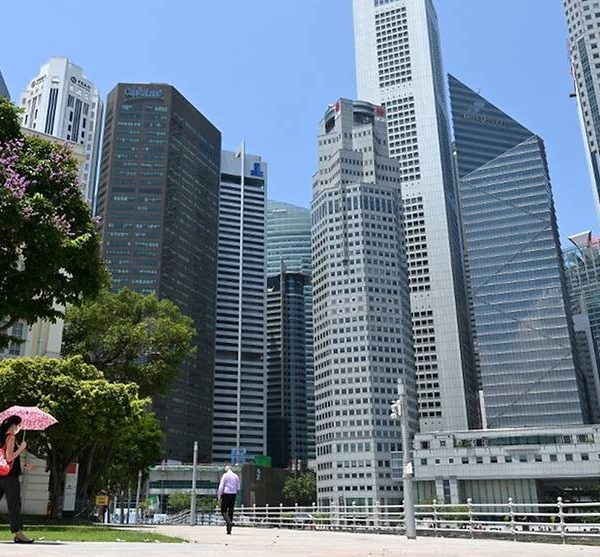 Singapore's core inflation positive for third consecutive month in April