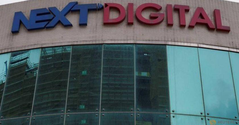 HK's Next Digital shares soar as trading resumes after Jimmy Lai assets frozen