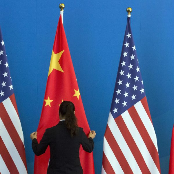 Taiwan is the most dangerous flashpoint in U.S.-China relations, says former diplomat