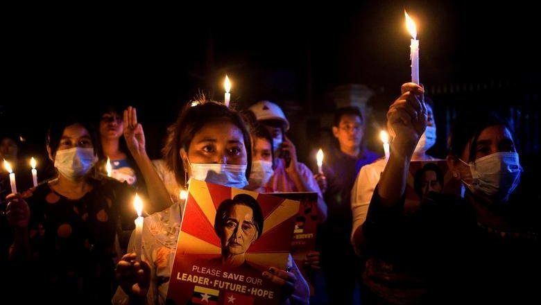 Myanmar shadow government calls for revolt against military rule